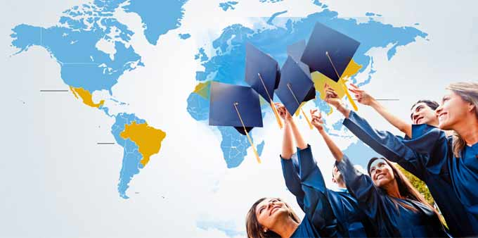 Most favoured international education hubs for MBA courses