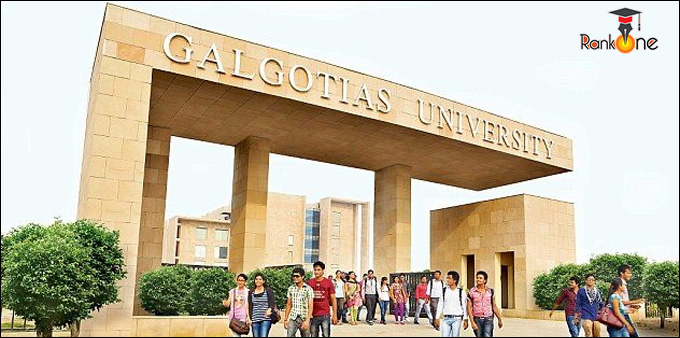 Galgotias University – Citadel of Path-breaking Engineers