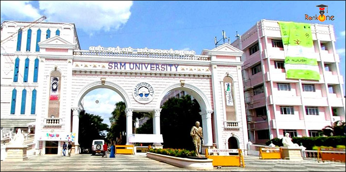 SRM Deemed University – Where dreams soar high...
