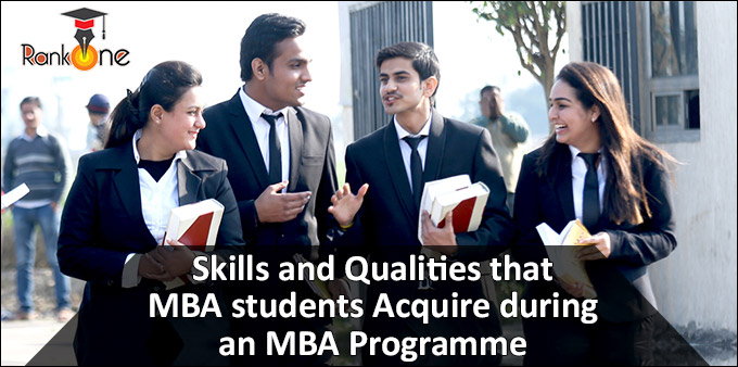 Top 5 Skills & Qualities you will develop During an MBA Programme