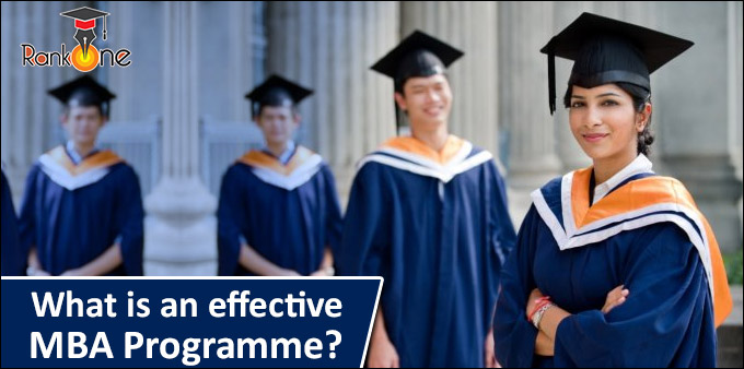 What is an effective MBA Programme?