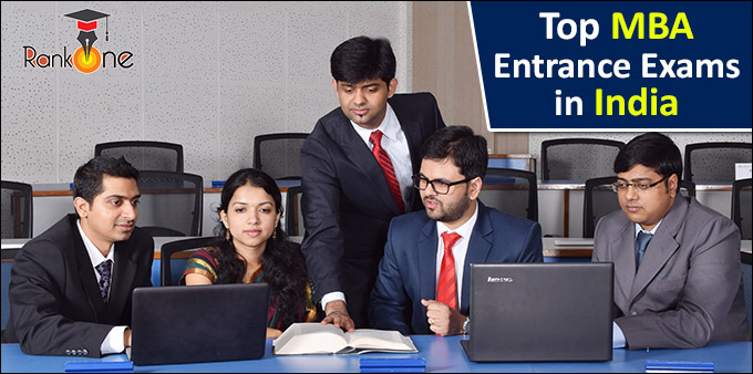 Top 5 MBA Entrance Exams in India