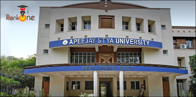 ApeejayStya University: Preparing Industry-ready Engineers