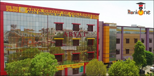 Arya Group of Colleges: Creating new opportunities for a bright future