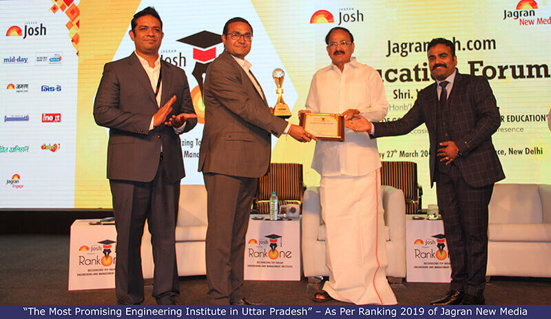 Mangalaytan University – Awarded as Most Promising Engineering Institute of Uttar Pradesh